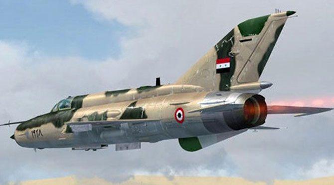 Esad Şam'ı bombaladı: 30 ölü