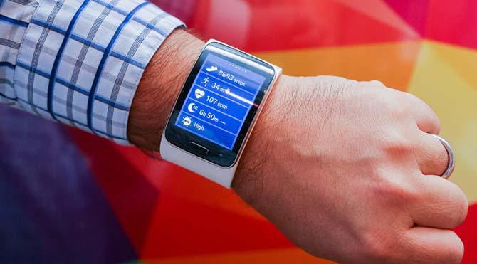 Samsung'un Akıllı Saati Gear S geliyor…