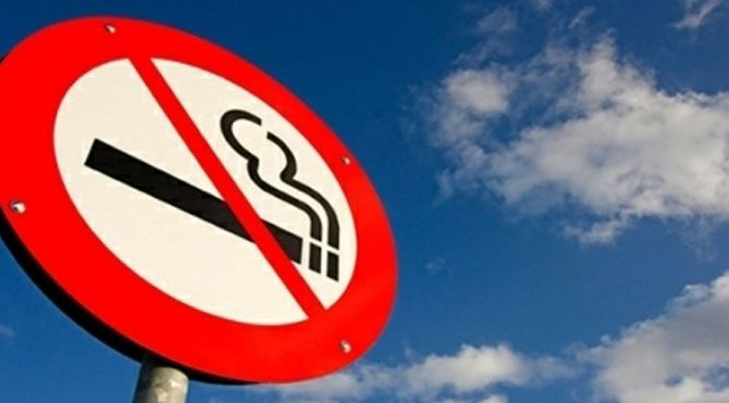 Sigara yasağı yılbaşında!