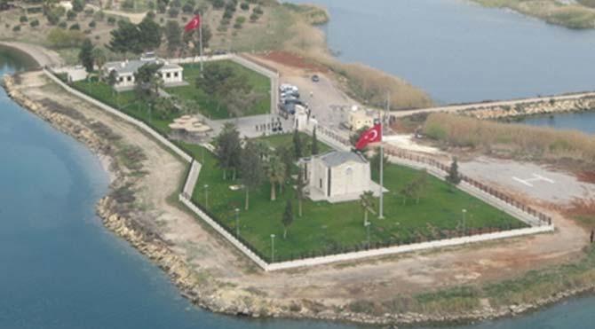 IŞİD Süleyman Şah Türbesi'ndeki Türk askerleri rehin aldı iddiası!