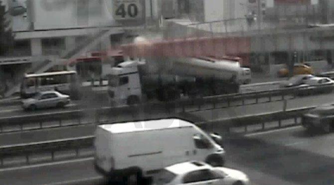 Tanker faciasının yeni görüntüleri ortaya çıktı