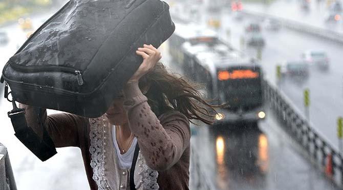 İBB'den fırtına ve yağmur açıklaması