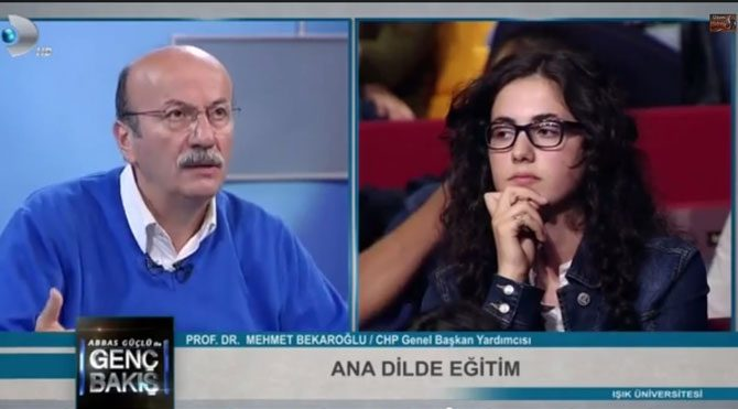 Atatürk'e kefere dedi mi?