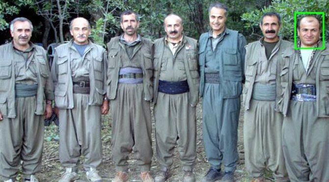 PKK'nın ölüm makinesi Selahattin Dilek tutuklandı