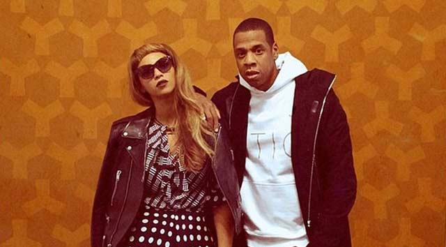 Beyonce ve Jay-Z oyun parkını kapattırdı