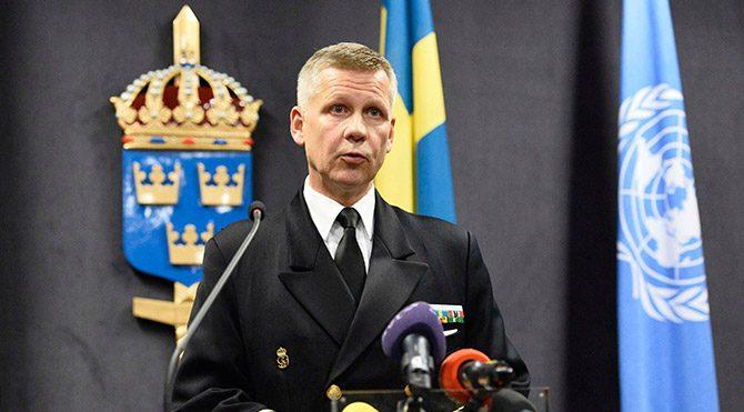 İsveç Ordusu'ndan askeri operasyon