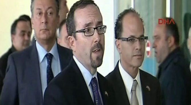 ABD'nin yeni büyükelçisi John Bass Ankara'da