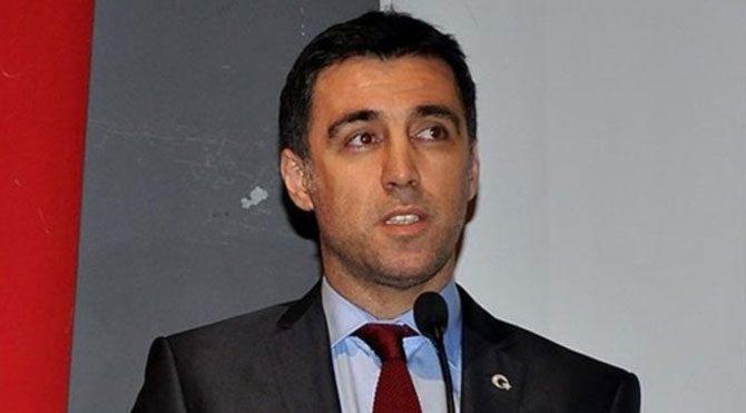 Hakan Şükür'den Davutoğlu için sert sözler