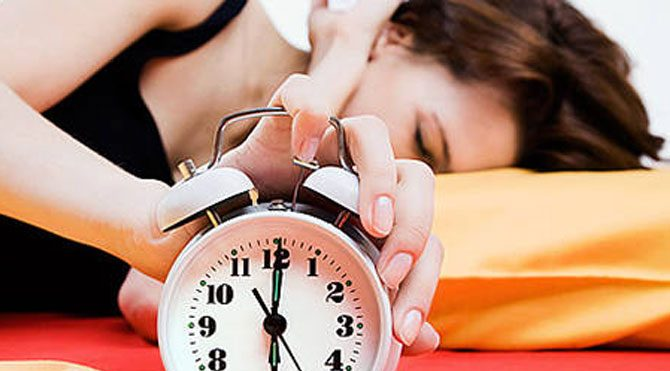 Az uyku başarısızlık getiriyor