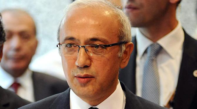 Bakan Elvan'dan Marmaray açıklaması