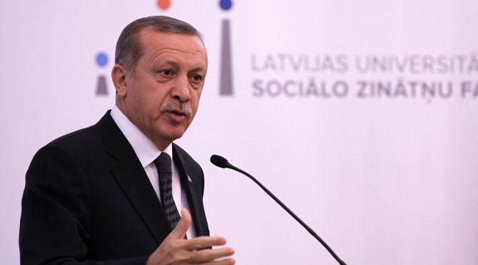 Erdoğan: PYD terör örgütüdür