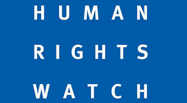 HRW'den yeni yargı paketine sert eleştiri