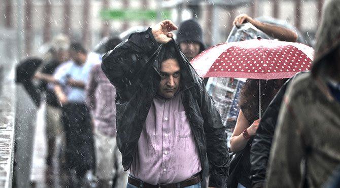 Antalya için sel uyarısı!