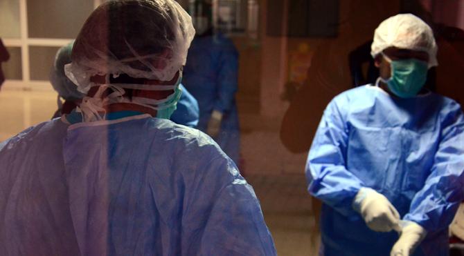 Kars'ta MERS virüsü şüphesi