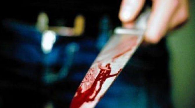 Komşusunu 120 kez bıçaklayıp öldürdü