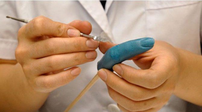 Protez parmak duyarlılık sağlıyor