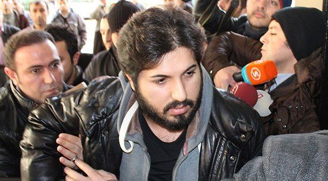 Rıza Sarraf ifade verdi
