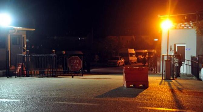 Van'da polise silahlı saldırı!