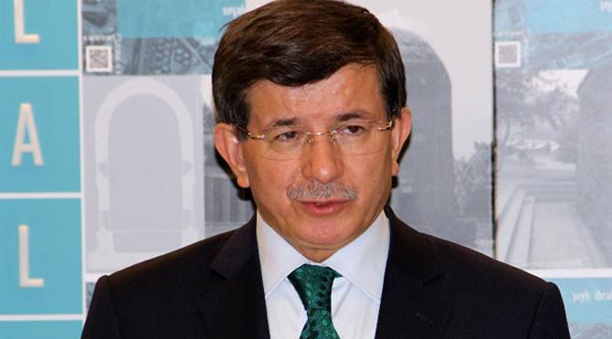 Davutoğlu: Sürece devam