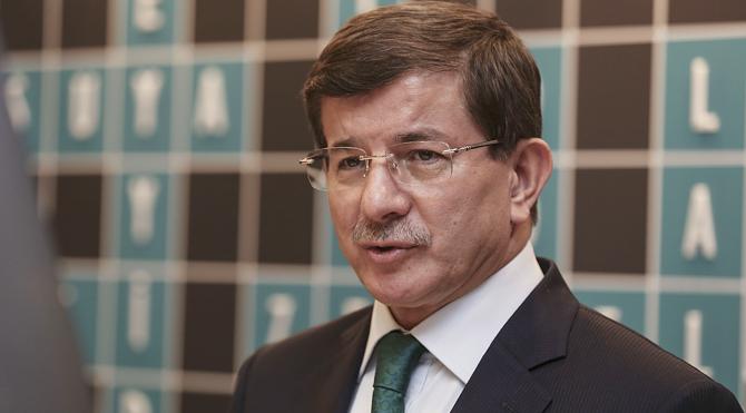 Davutoğlu: Ülkede kaosa izin vermeyeceğiz