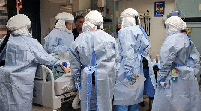 ABD'de 21 günlük Ebola karantinası