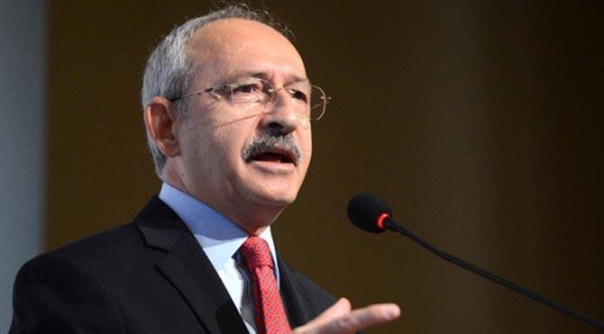 Kemal Kılıçdaroğlu'ndan 29 Ekim mektubu