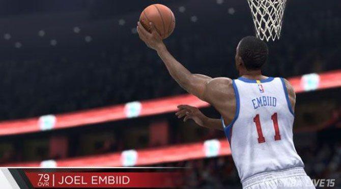 NBA Live 16 için hazırlıklar başladı