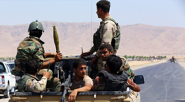 Peşmerge Kobani'ye destek için yarın yola çıkıyor