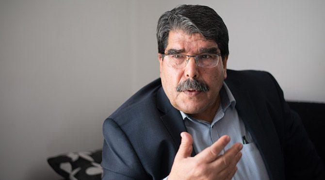"""""""Erdoğan Demokratik Suriye'ye karşı çıkıyor"""""""