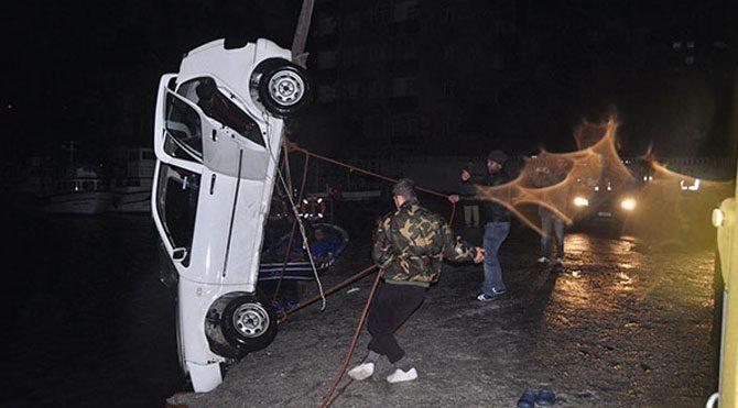 Tekirdağ'da feci kaza