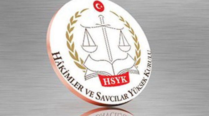 Erdoğan'dan HSYK'ya atama