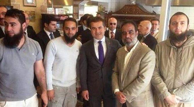 AKP-IŞİD kebapçıda