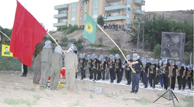 PKK'lı hainlerin gizli planı