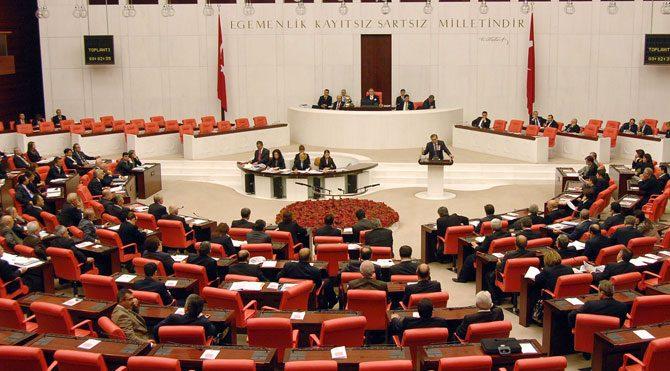 AKP'nin yeni 'İçtüzük' hazırlığı