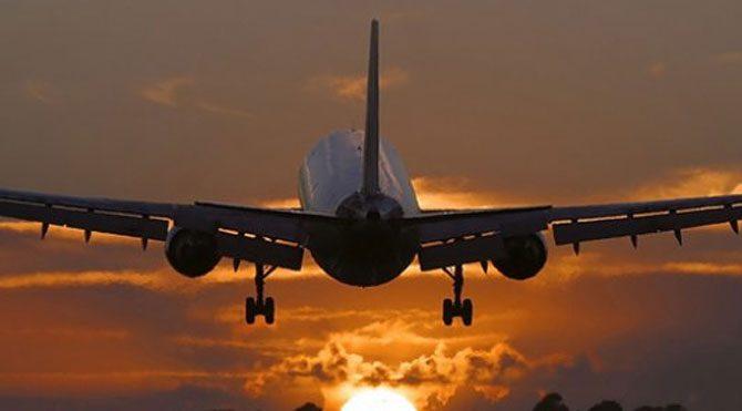 THY uçağı Akra'ya inemedi