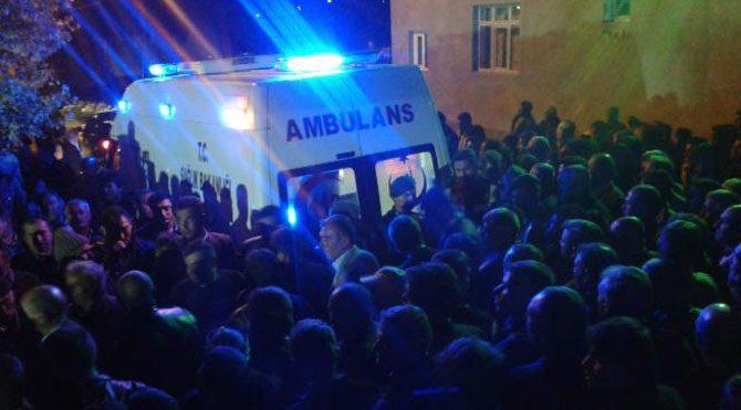 Yüksekova'da 3 kişi daha gözaltında