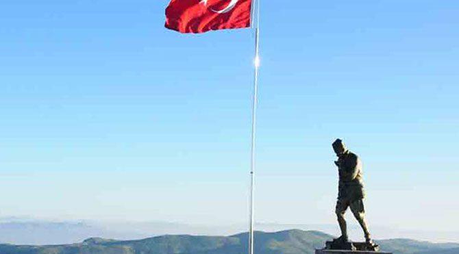 Binlerce kişi Atatürk için toplanacak