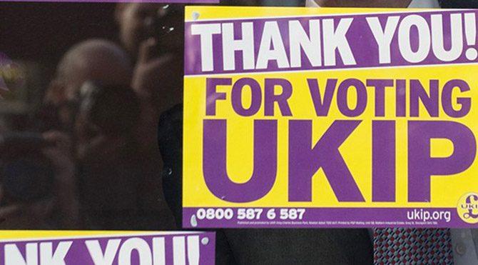 İngiltere'de göçmen karşıtı partiye yüzde 31 oy