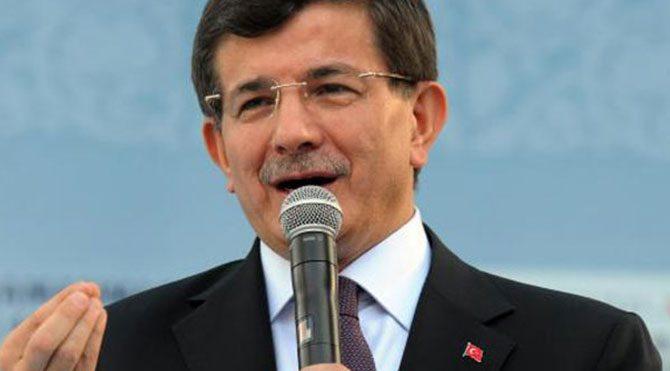 Davutoğlu'ndan flaş açıklama