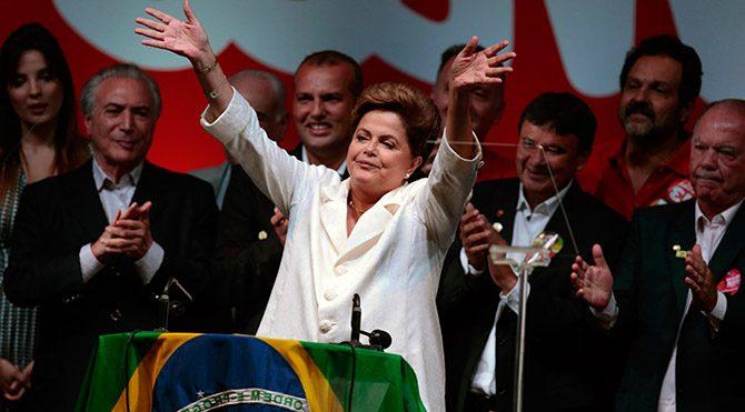 Brezilya'da yeniden 'Dilma' dönemi