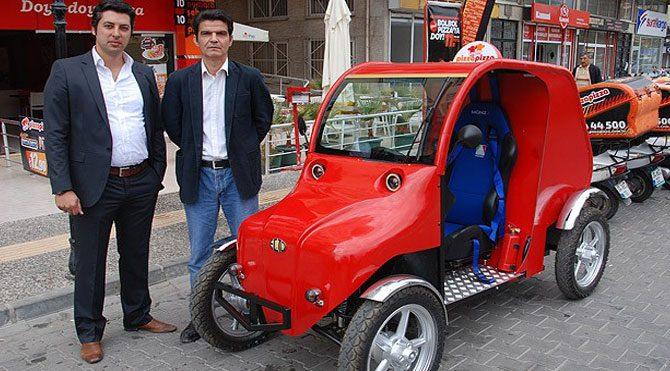 Ekolojik Türk Otomobili üretildi