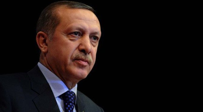 Erdoğan'ın köşkünden ilk kare