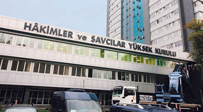 Erdoğan HSYK'ya adamlarını atadı