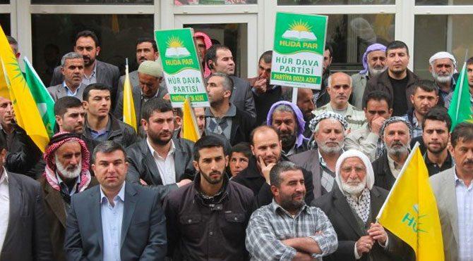 """Hüda-Par'dan """"PKK'yla diaolog"""" açıklaması"""