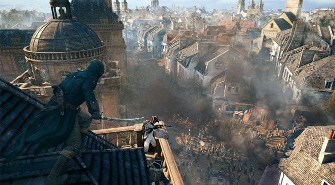Assassin's Creed Unity ile direnişe