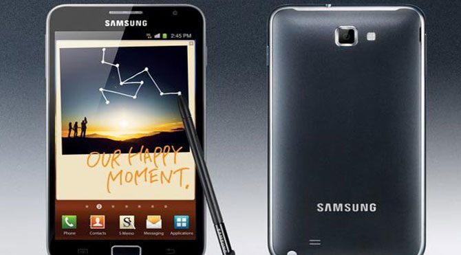 Galaxy Note 4'e Türkiye'den rekor
