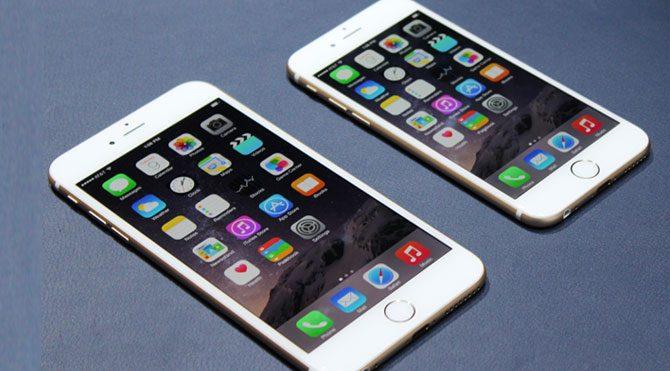 Sosyal medyada iPhone 6 rüzgarı