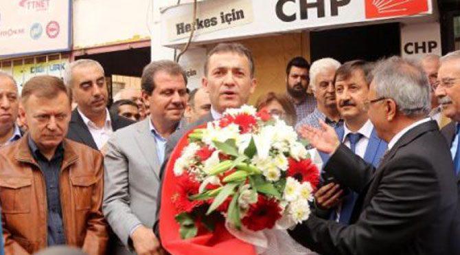 Mersin CHP İl Örgütü yenilendi