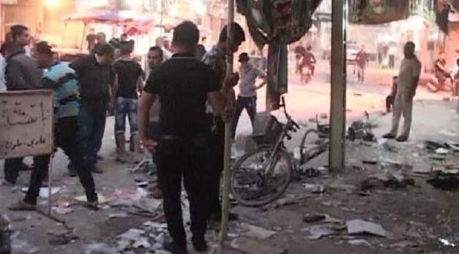 Türkmen ilçesine kanlı saldırı
