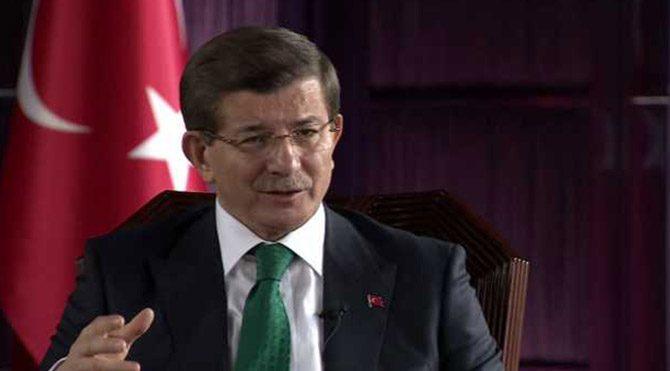 Davutoğlu: Kobani değil Suriye politikası